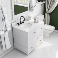 "Dorel Living Monteray Beach 36"" Bathroom Vanity"