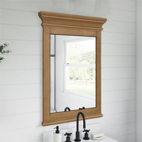 "Dorel Living Monteray Beach 24"" Bathroom Mirror"