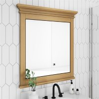 "Dorel Living Monteray Beach 30"" Bathroom Mirror"