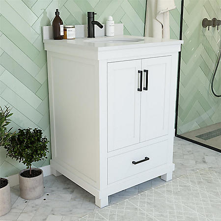 "Dorel Living Sunnybrooke 24"" Bathroom Vanity"