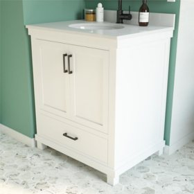 "Dorel Living Sunnybrooke 30"" Bathroom Vanity"