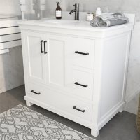 "Dorel Living Sunnybrooke 36"" Bathroom Vanity"