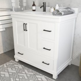 "Dorel Living Sunnybrooke 36"" Bathroom Vanity"