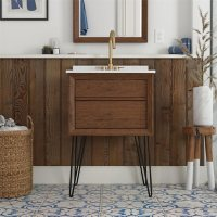 "Dorel Living Tribecca 24"" Bathroom Vanity"