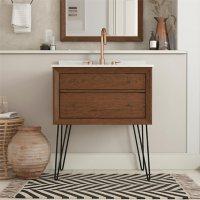 "Dorel Living Tribecca 30"" Bathroom Vanity"