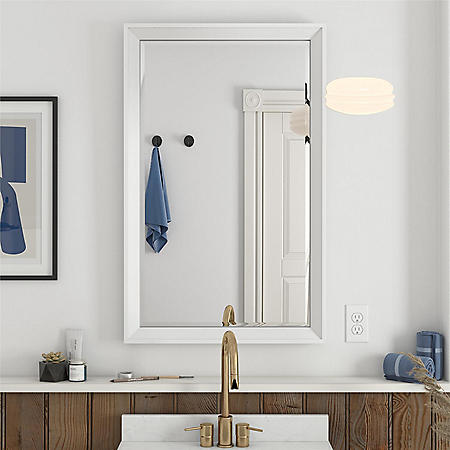 "Dorel Living Tribecca 24"" Bathroom Mirror"