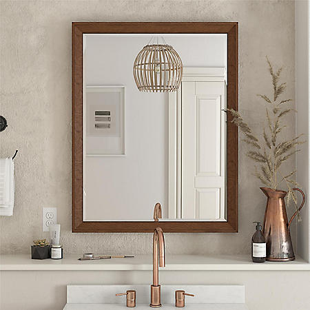 "Dorel Living Tribecca 30"" Bathroom Mirror"