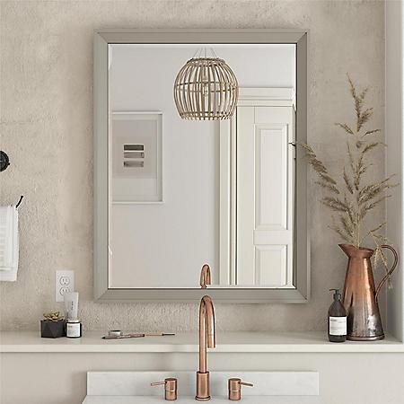 "Dorel Living Tribecca 30"" Bathroom Mirror"