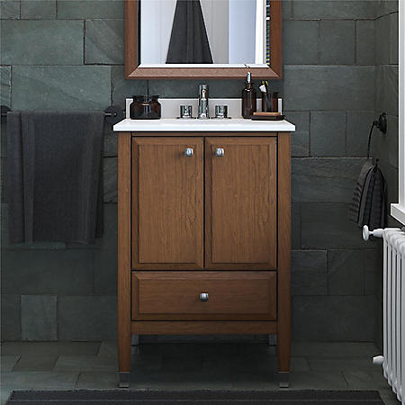 "Dorel Living Metcalfe 24"" Bathroom Vanity"