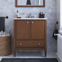"""Dorel Living Metcalfe 30"""" Bathroom Vanity"""