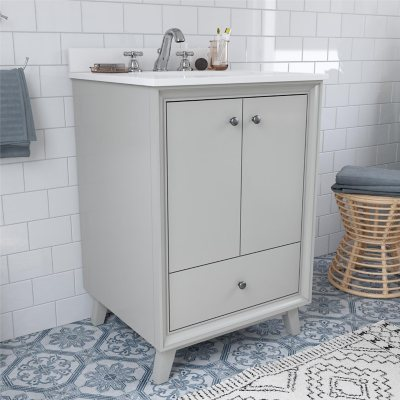 Dorel Living Bleeker 24 Bathroom Vanity Sam S Club