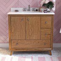 """Dorel Living Bleeker 36"""" Bathroom Vanity"""