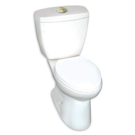 Alexis Dual Flush High Efficiency Toilet