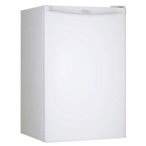 4.4 cu. ft. Danby® Designer Compact Refrigerator - White