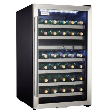 Danby Designer 38 Bottle Dual Zone Wine Cooler
