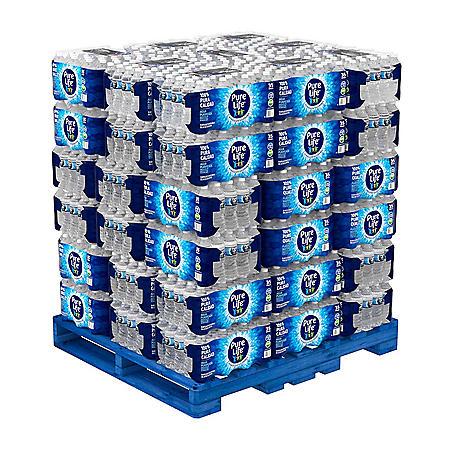Nestle Pure Life Purified Water (16.9oz / 35pk)