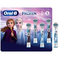 Oral B Kids Extra Soft Replacement Brush Heads featuring Disney's Frozen (5 ct. Refills)