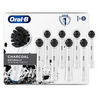 Oral-B Charcoal Electric Toothbrush Replacement Brush Heads (8 ct. Refills)