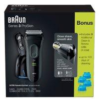 Braun Series 3 ProSkin 3070cc Shaver for Men