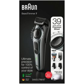 Braun BT7220 Hair Clipper and Beard Trimmer