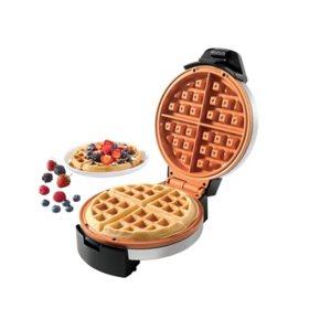 Starfrit Ceramic Waffle Maker Eco Copper