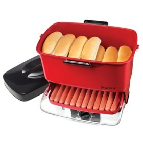 The Rock by Starfrit Hot Dog Steamer