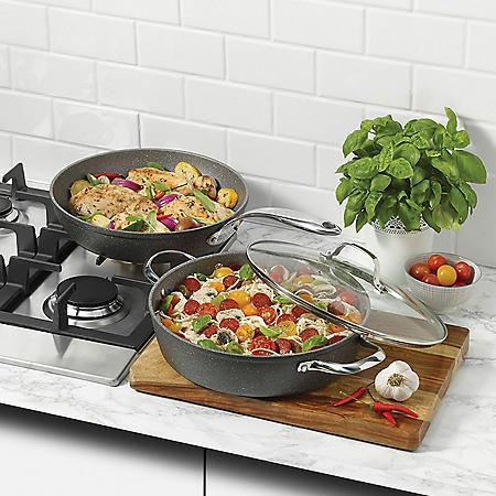 Starfrit The Rock 3-Piece Cookware Set