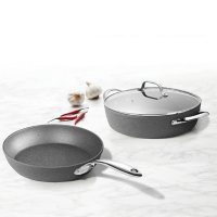 The Rock by Starfrit 3-Piece Cookware Set