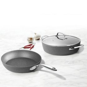 Starfrit The Rock 3-Piece Cookware Set