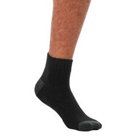 Member's Mark 10-Pack Quarter Top Sport Socks