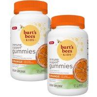 Burt's Bees Kids Immune Support Gummies (50 ct., 2 pk.)