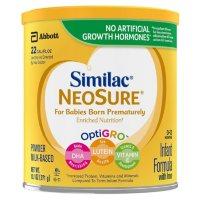 Similac NeoSure Infant Formula with Iron Powder (13.1 oz., 6 ct.)