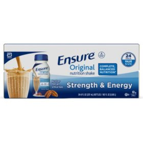 Ensure Original Nutrition Shake, Butter Pecan (8 oz., 24 ct.)