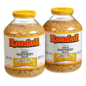 Randall Great Northern Beans (48 oz., 2 ct.)