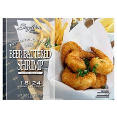 Singleton Pub-Style Beer-Battered Shrimp (2 lb.)