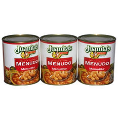 Juanita's Foods Menudo, Regular - 3 pk.
