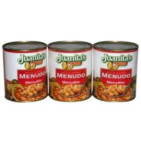 Juanita's Foods Menudo, Regular (3 pk.)