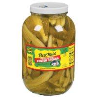 Best Maid Polish Pickle Spears - 1 gal. jar