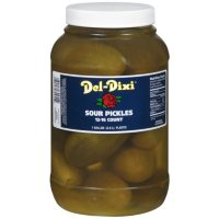 Del-Dixi Sour Pickles (1 gal.)