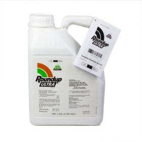Round Up Weed and Grass Killer - 1 gal.