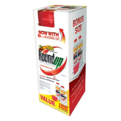 Roundup Weed & Grass Killer Concentrate Plus