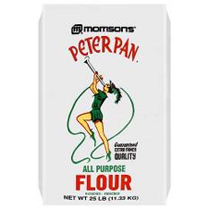 Peter Pan® All Purpose Flour - 25lbs