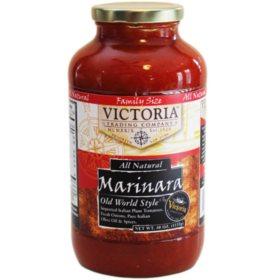 Victoria Trading Company All Natural Marinara - Old World Style - 40 oz.