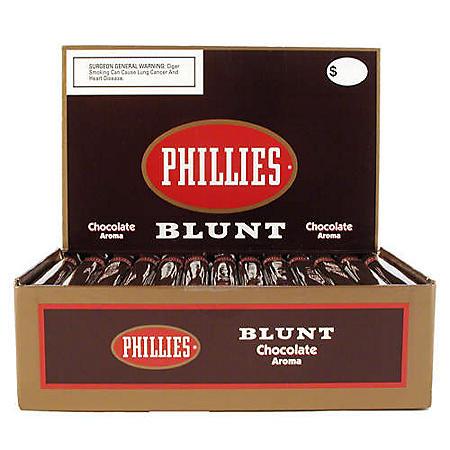 Phillies Blunt Cigars Chocolate Aroma Box (50 ct.)