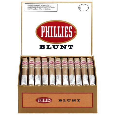Phillies Blunt Cigars - 55 ct. box