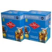 Red Diamond Family Size Tea Bags - 24 bags/pack - 6 pks.