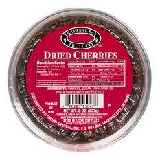 Traverse Bay Dried Cherries (8 oz., 12 pk.)