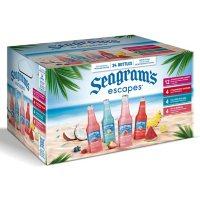 Seagram's Escapes Variety Pack (11.2 fl. oz bottle, 24 ct.)
