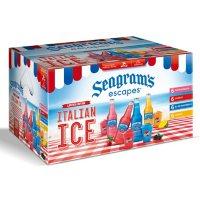 Seagram's Escapes Italian Ice Variety Pack (11.2 fl. oz. bottle, 24 pk.)