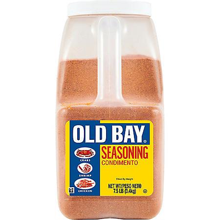 Old Bay Seasoning (7.5 lbs.)